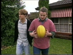 Billy Kennedy, Toadie Rebecchi in Neighbours Episode 2716