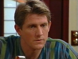 Mike Healy in Neighbours Episode 3223