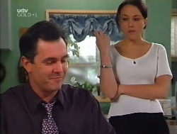 Karl Kennedy, Libby Kennedy in Neighbours Episode 3223