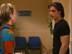 Sally Upton, Drew Kirk in Neighbours Episode 3223