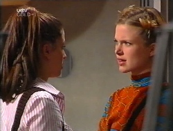 Sarah Beaumont, Sally Upton in Neighbours Episode 3223