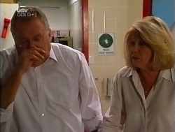 Harold Bishop, Madge Bishop in Neighbours Episode 3223