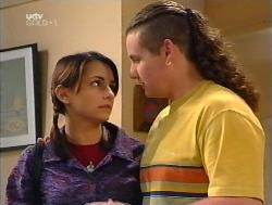 Karen Oldman, Toadie Rebecchi in Neighbours Episode 3224