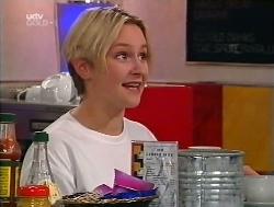 Cassandra in Neighbours Episode 3224