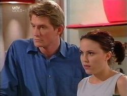 Mike Healy, Libby Kennedy in Neighbours Episode 3224