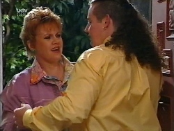 Coral Reeves, Toadie Rebecchi in Neighbours Episode 3224