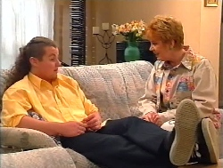 Toadie Rebecchi, Coral Reeves in Neighbours Episode 3224