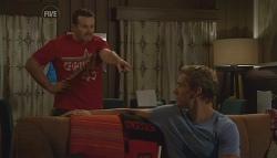 Toadie Rebecchi, Dan Fitzgerald in Neighbours Episode 5686