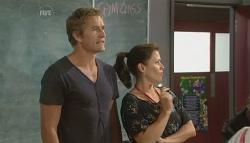 Dan Fitzgerald, Rebecca Napier in Neighbours Episode 5686