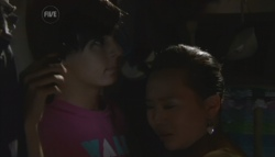 Zeke Kinski, Sunny Lee in Neighbours Episode 5686
