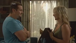 Toadie Rebecchi, Steph Scully in Neighbours Episode 5687