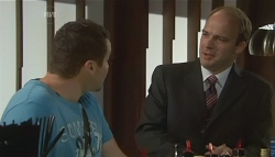 Toadie Rebecchi, Tim Collins in Neighbours Episode 5687