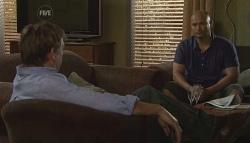 Dean Naughton, Steve Parker in Neighbours Episode 5690