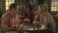 Toadie Rebecchi, Steph Scully in Neighbours Episode 5690