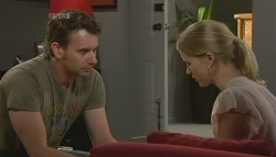 Lucas Fitzgerald, Elle Robinson in Neighbours Episode 5691