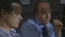 Paul Robinson, Tim Collins in Neighbours Episode 5692