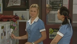 Donna Freedman, Ringo Brown, Sunny Lee in Neighbours Episode 5692