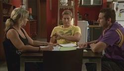 Steph Scully, Dan Fitzgerald, Toadie Rebecchi in Neighbours Episode 5695