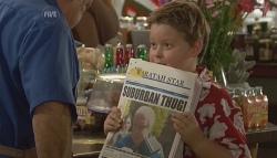Callum Jones in Neighbours Episode 5695