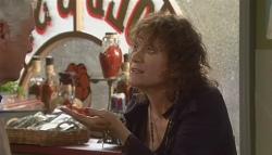 Wilma in Neighbours Episode 5695