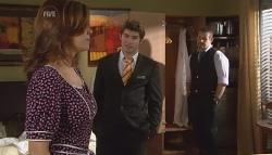 Rebecca Napier, Declan Napier, Toadie Rebecchi in Neighbours Episode 5696