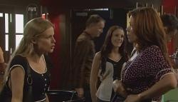 Elle Robinson, Rebecca Napier in Neighbours Episode 5696