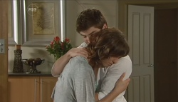 Bridget Parker, Declan Napier in Neighbours Episode 5696