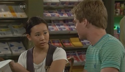 Sunny Lee, Ringo Brown in Neighbours Episode 5697