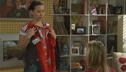 Sunny Lee, Donna Freedman in Neighbours Episode 5698