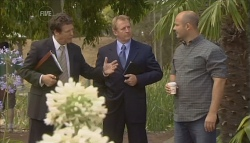 Alec Skinner, Steve Parker in Neighbours Episode 5698