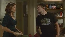 Rebecca Napier, Declan Napier in Neighbours Episode 5698