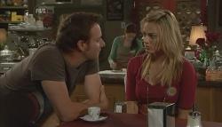 Lucas Fitzgerald, Donna Freedman in Neighbours Episode 5699