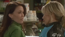 Libby Kennedy, Steph Scully in Neighbours Episode 5699