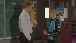 Dan Fitzgerald, Steph Scully in Neighbours Episode 5699