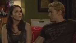 Libby Kennedy, Dan Fitzgerald in Neighbours Episode 5699