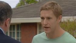 Karl Kennedy, Dan Fitzgerald in Neighbours Episode 5723