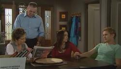 Susan Kennedy, Karl Kennedy, Libby Kennedy, Dan Fitzgerald in Neighbours Episode 5723