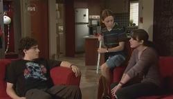Harry Ramsay, Sophie Ramsay, Kate Ramsay in Neighbours Episode 5724
