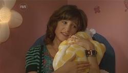 Bridget Parker, India Napier in Neighbours Episode 5724