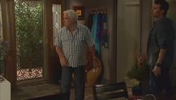 Lou Carpenter, Lucas Fitzgerald in Neighbours Episode 5724