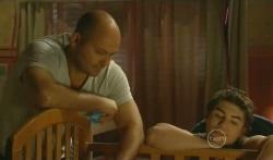 Steve Parker, Declan Napier in Neighbours Episode 5725