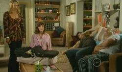 Miranda Parker, India Napier, Bridget Parker, Declan Napier, Steve Parker in Neighbours Episode 5725