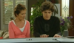 Susan Kennedy, Harry Ramsay in Neighbours Episode 5725