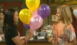 Sunny Lee, Donna Freedman in Neighbours Episode 5726