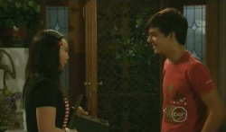 Sunny Lee, Zeke Kinski in Neighbours Episode 5726