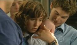 Steve Parker, Bridget Parker, India Napier, Declan Napier in Neighbours Episode 5727