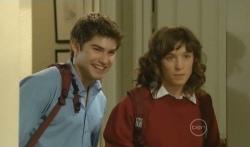 Declan Napier, Bridget Parker in Neighbours Episode 5727