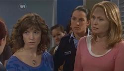 Bridget Parker, Miranda Parker in Neighbours Episode 5728