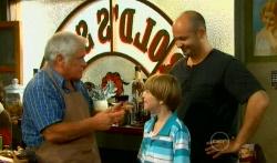 Lou Carpenter, Mickey Gannon, Steve Parker in Neighbours Episode 5730