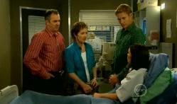 Karl Kennedy, Susan Kennedy, Dan Fitzgerald, Libby Kennedy in Neighbours Episode 5730